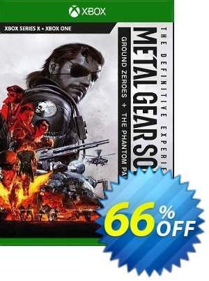 Metal Gear Solid V: The Definitive Experience Xbox One (UK) 優惠券,折扣碼 Metal Gear Solid V: The Definitive Experience Xbox One (UK) Deal 2021 CDkeys,促銷代碼: Metal Gear Solid V: The Definitive Experience Xbox One (UK) Exclusive Sale offer for iVoicesoft