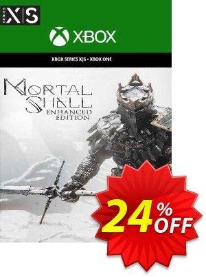 Mortal Shell Enhanced Edition Xbox One / Xbox Series X|S (UK) 優惠券,折扣碼 Mortal Shell Enhanced Edition Xbox One / Xbox Series X|S (UK) Deal 2021 CDkeys,促銷代碼: Mortal Shell Enhanced Edition Xbox One / Xbox Series X|S (UK) Exclusive Sale offer for iVoicesoft
