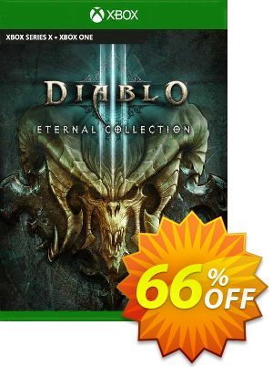 Diablo III Eternal Collection Xbox One (EU) discount coupon Diablo III Eternal Collection Xbox One (EU) Deal 2021 CDkeys - Diablo III Eternal Collection Xbox One (EU) Exclusive Sale offer for iVoicesoft