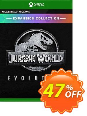 Jurassic World Evolution Expansion Collection Xbox One (UK) discount coupon Jurassic World Evolution Expansion Collection Xbox One (UK) Deal 2021 CDkeys - Jurassic World Evolution Expansion Collection Xbox One (UK) Exclusive Sale offer for iVoicesoft