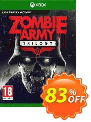 Zombie Army Trilogy Xbox One (UK) 優惠券,折扣碼 Zombie Army Trilogy Xbox One (UK) Deal 2021 CDkeys,促銷代碼: Zombie Army Trilogy Xbox One (UK) Exclusive Sale offer for iVoicesoft