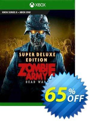Zombie Army 4 Dead War Super Deluxe Edition Xbox One (UK) Coupon discount Zombie Army 4 Dead War Super Deluxe Edition Xbox One (UK) Deal 2021 CDkeys