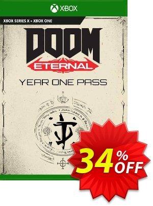 DOOM Eternal - Year One Pass Xbox One (UK) 優惠券,折扣碼 DOOM Eternal - Year One Pass Xbox One (UK) Deal 2021 CDkeys,促銷代碼: DOOM Eternal - Year One Pass Xbox One (UK) Exclusive Sale offer for iVoicesoft