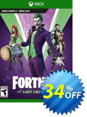 Fortnite: The Last Laugh Bundle Xbox One (UK) 優惠券,折扣碼 Fortnite: The Last Laugh Bundle Xbox One (UK) Deal 2021 CDkeys,促銷代碼: Fortnite: The Last Laugh Bundle Xbox One (UK) Exclusive Sale offer for iVoicesoft