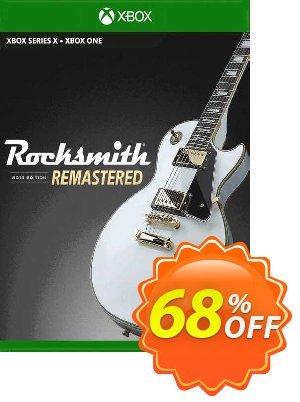 Rocksmith 2014 Edition Remastered Xbox One (UK) 優惠券,折扣碼 Rocksmith 2014 Edition Remastered Xbox One (UK) Deal 2021 CDkeys,促銷代碼: Rocksmith 2014 Edition Remastered Xbox One (UK) Exclusive Sale offer for iVoicesoft