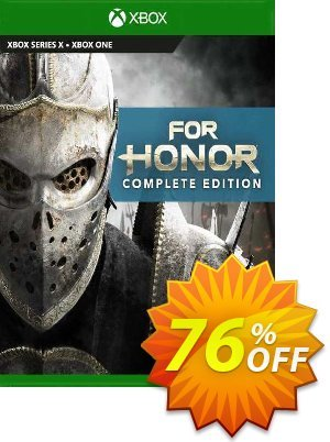 For Honor Complete Edition Xbox One (UK) Coupon discount For Honor Complete Edition Xbox One (UK) Deal 2021 CDkeys