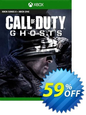 Call of Duty Ghosts Xbox One (US) 優惠券,折扣碼 Call of Duty Ghosts Xbox One (US) Deal 2021 CDkeys,促銷代碼: Call of Duty Ghosts Xbox One (US) Exclusive Sale offer for iVoicesoft