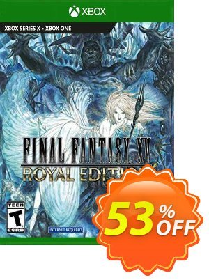 Final Fantasy XV Royal Edition Xbox One (UK) 優惠券,折扣碼 Final Fantasy XV Royal Edition Xbox One (UK) Deal 2021 CDkeys,促銷代碼: Final Fantasy XV Royal Edition Xbox One (UK) Exclusive Sale offer for iVoicesoft