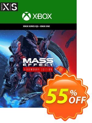 Mass Effect Legendary Edition Xbox One/ Xbox Series X|S (US) discount coupon Mass Effect Legendary Edition Xbox One/ Xbox Series X|S (US) Deal 2021 CDkeys - Mass Effect Legendary Edition Xbox One/ Xbox Series X|S (US) Exclusive Sale offer for iVoicesoft