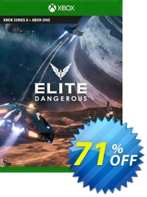 Elite Dangerous Standard Edition Xbox One (UK) Coupon discount Elite Dangerous Standard Edition Xbox One (UK) Deal 2021 CDkeys