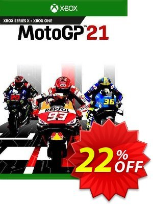 MotoGP 21 Xbox One (UK) discount coupon MotoGP 21 Xbox One (UK) Deal 2021 CDkeys - MotoGP 21 Xbox One (UK) Exclusive Sale offer for iVoicesoft