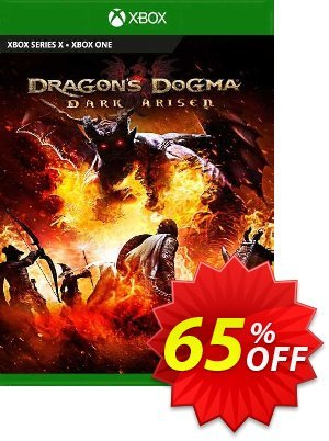 Dragons Dogma: Dark Arisen Xbox One (UK) discount coupon Dragons Dogma: Dark Arisen Xbox One (UK) Deal 2021 CDkeys - Dragons Dogma: Dark Arisen Xbox One (UK) Exclusive Sale offer for iVoicesoft
