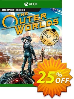 The Outer Worlds Expansion Pass Xbox One (UK) Coupon discount The Outer Worlds Expansion Pass Xbox One (UK) Deal 2021 CDkeys