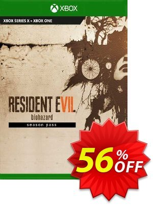 Resident Evil 7 Biohazard Season Pass Xbox One (UK) 優惠券,折扣碼 Resident Evil 7 Biohazard Season Pass Xbox One (UK) Deal 2021 CDkeys,促銷代碼: Resident Evil 7 Biohazard Season Pass Xbox One (UK) Exclusive Sale offer for iVoicesoft