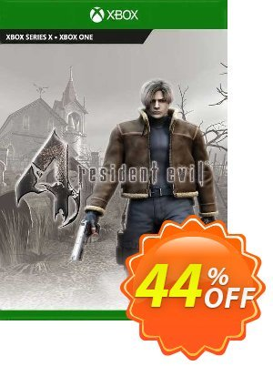 Resident Evil 4 Xbox One (UK) discount coupon Resident Evil 4 Xbox One (UK) Deal 2021 CDkeys - Resident Evil 4 Xbox One (UK) Exclusive Sale offer for iVoicesoft