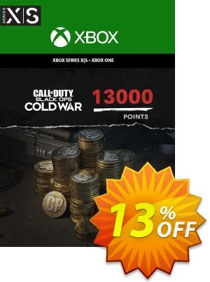 Call of Duty: Black Ops Cold War - 13,000 Points Xbox One/ Xbox Series X|S 優惠券,折扣碼 Call of Duty: Black Ops Cold War - 13,000 Points Xbox One/ Xbox Series X|S Deal 2021 CDkeys,促銷代碼: Call of Duty: Black Ops Cold War - 13,000 Points Xbox One/ Xbox Series X|S Exclusive Sale offer for iVoicesoft