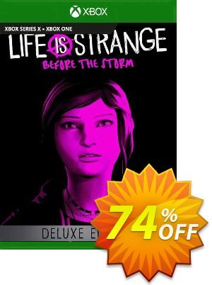 Life is Strange: Before the Storm Deluxe Edition Xbox One discount coupon Life is Strange: Before the Storm Deluxe Edition Xbox One Deal 2021 CDkeys - Life is Strange: Before the Storm Deluxe Edition Xbox One Exclusive Sale offer for iVoicesoft