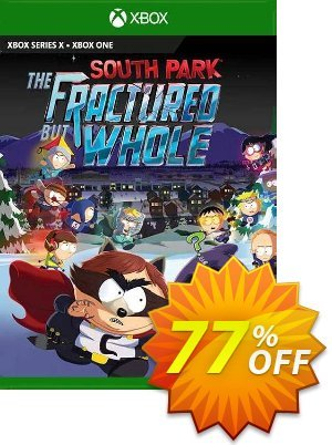 South Park The Fractured But Whole Xbox One Coupon discount South Park The Fractured But Whole Xbox One Deal 2021 CDkeys
