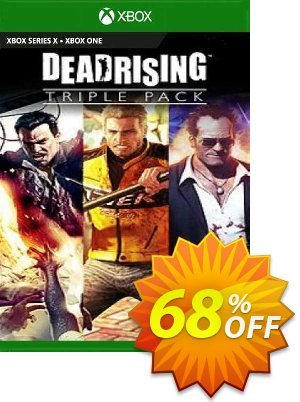 Dead Rising Triple Bundle Pack Xbox One (UK) discount coupon Dead Rising Triple Bundle Pack Xbox One (UK) Deal 2021 CDkeys - Dead Rising Triple Bundle Pack Xbox One (UK) Exclusive Sale offer for iVoicesoft