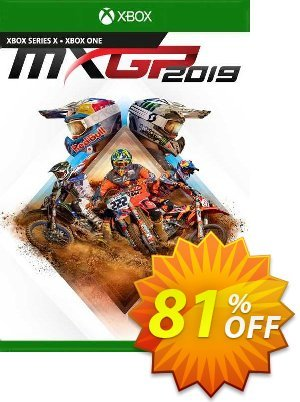 MXGP 2019 - The Official Motocross Videogame Xbox One (UK) discount coupon MXGP 2019 - The Official Motocross Videogame Xbox One (UK) Deal 2021 CDkeys - MXGP 2019 - The Official Motocross Videogame Xbox One (UK) Exclusive Sale offer for iVoicesoft