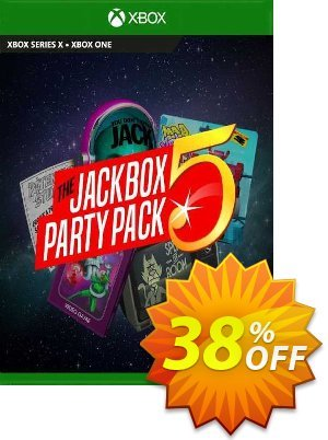 The Jackbox Party Pack 5 Xbox One (UK) discount coupon The Jackbox Party Pack 5 Xbox One (UK) Deal 2021 CDkeys - The Jackbox Party Pack 5 Xbox One (UK) Exclusive Sale offer for iVoicesoft