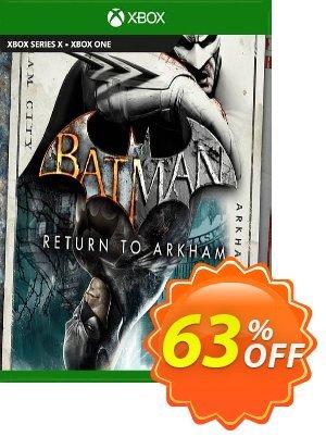 Batman Return to Arkham Xbox One (UK) Coupon discount Batman Return to Arkham Xbox One (UK) Deal 2021 CDkeys