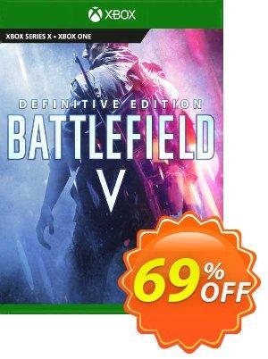 Battlefield V Definitive Edition  Xbox One (UK) discount coupon Battlefield V Definitive Edition  Xbox One (UK) Deal 2021 CDkeys - Battlefield V Definitive Edition  Xbox One (UK) Exclusive Sale offer for iVoicesoft