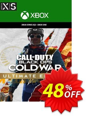 Call of Duty Black Ops Cold War - Ultimate Edition Xbox One (WW) Coupon discount Call of Duty Black Ops Cold War - Ultimate Edition Xbox One (WW) Deal 2021 CDkeys