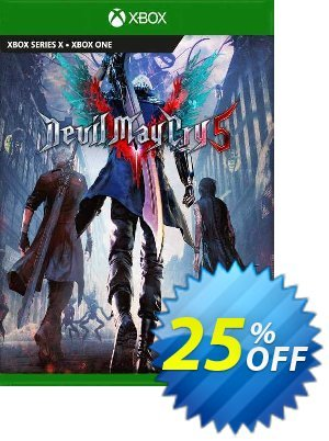 Devil May Cry 5 Xbox One (UK) 優惠券,折扣碼 Devil May Cry 5 Xbox One (UK) Deal 2021 CDkeys,促銷代碼: Devil May Cry 5 Xbox One (UK) Exclusive Sale offer for iVoicesoft
