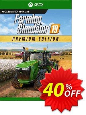 Farming Simulator 19 - Premium Edition Xbox One (UK) discount coupon Farming Simulator 19 - Premium Edition Xbox One (UK) Deal 2021 CDkeys - Farming Simulator 19 - Premium Edition Xbox One (UK) Exclusive Sale offer for iVoicesoft
