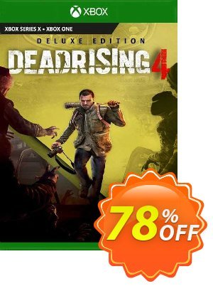 Dead Rising 4 Deluxe Edition Xbox One (UK) kode diskon Dead Rising 4 Deluxe Edition Xbox One (UK) Deal 2021 CDkeys Promosi: Dead Rising 4 Deluxe Edition Xbox One (UK) Exclusive Sale offer for iVoicesoft