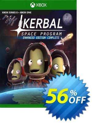 Kerbal Space Program Enhanced Edition Complete Xbox One (UK) 優惠券,折扣碼 Kerbal Space Program Enhanced Edition Complete Xbox One (UK) Deal 2021 CDkeys,促銷代碼: Kerbal Space Program Enhanced Edition Complete Xbox One (UK) Exclusive Sale offer for iVoicesoft