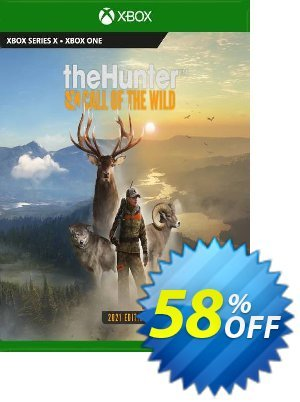 theHunter Call of the Wild - 2021 Edition Xbox One (UK) Coupon discount theHunter Call of the Wild - 2021 Edition Xbox One (UK) Deal 2021 CDkeys