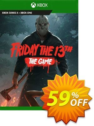 Friday the 13th: The Game Xbox One (US) Coupon discount Friday the 13th: The Game Xbox One (US) Deal 2021 CDkeys