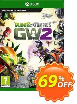 Plants vs. Zombies Garden Warfare 2 Xbox One (UK) discount coupon Plants vs. Zombies Garden Warfare 2 Xbox One (UK) Deal 2021 CDkeys - Plants vs. Zombies Garden Warfare 2 Xbox One (UK) Exclusive Sale offer for iVoicesoft