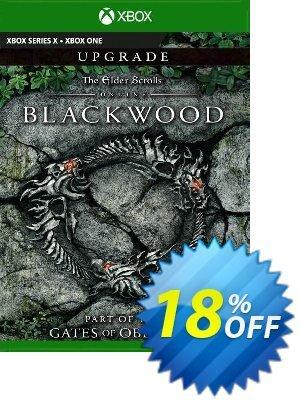 The Elder Scrolls Online: Blackwood Upgrade Xbox One (UK) Coupon discount The Elder Scrolls Online: Blackwood Upgrade Xbox One (UK) Deal 2021 CDkeys