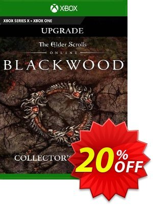The Elder Scrolls Online: Blackwood Collector's Edition Upgrade Xbox One (UK) 優惠券,折扣碼 The Elder Scrolls Online: Blackwood Collector's Edition Upgrade Xbox One (UK) Deal 2021 CDkeys,促銷代碼: The Elder Scrolls Online: Blackwood Collector's Edition Upgrade Xbox One (UK) Exclusive Sale offer for iVoicesoft
