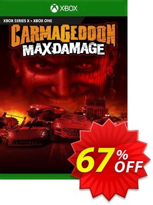 Carmageddon Max Damage Xbox One (UK) discount coupon Carmageddon Max Damage Xbox One (UK) Deal 2021 CDkeys - Carmageddon Max Damage Xbox One (UK) Exclusive Sale offer for iVoicesoft