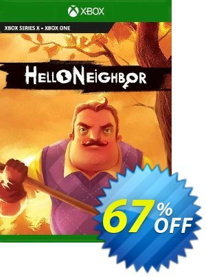 Hello Neighbor Xbox One (UK)割引コード・Hello Neighbor Xbox One (UK) Deal 2021 CDkeys キャンペーン:Hello Neighbor Xbox One (UK) Exclusive Sale offer for iVoicesoft