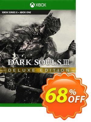 Dark Souls III Deluxe Edition Xbox One (EU) discount coupon Dark Souls III Deluxe Edition Xbox One (EU) Deal 2021 CDkeys - Dark Souls III Deluxe Edition Xbox One (EU) Exclusive Sale offer for iVoicesoft