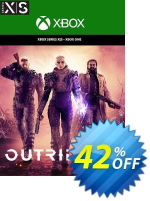 Outriders Xbox One/ Xbox Series X|S (UK) Coupon discount Outriders Xbox One/ Xbox Series X|S (UK) Deal 2021 CDkeys
