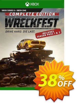 Wreckfest Complete Edition Xbox One (UK) Coupon discount Wreckfest Complete Edition Xbox One (UK) Deal 2021 CDkeys