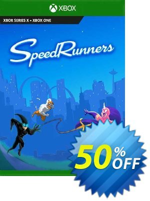 SpeedRunners Xbox One (UK) 優惠券,折扣碼 SpeedRunners Xbox One (UK) Deal 2021 CDkeys,促銷代碼: SpeedRunners Xbox One (UK) Exclusive Sale offer for iVoicesoft