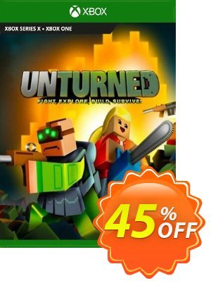 Unturned Xbox One (UK) 優惠券,折扣碼 Unturned Xbox One (UK) Deal 2021 CDkeys,促銷代碼: Unturned Xbox One (UK) Exclusive Sale offer for iVoicesoft