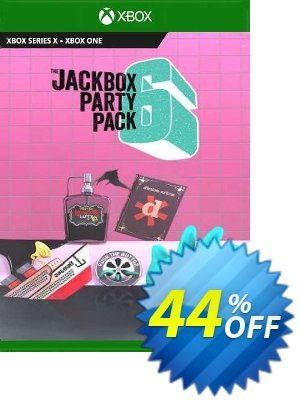 The Jackbox Party Pack 6 Xbox One (UK) discount coupon The Jackbox Party Pack 6 Xbox One (UK) Deal 2021 CDkeys - The Jackbox Party Pack 6 Xbox One (UK) Exclusive Sale offer for iVoicesoft