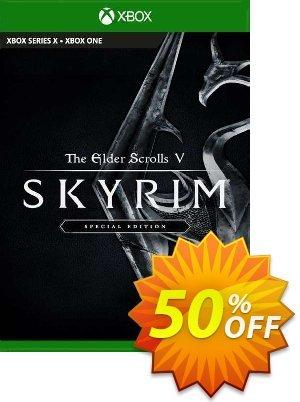 The Elder Scrolls V: Skyrim Special Edition Xbox One discount coupon The Elder Scrolls V: Skyrim Special Edition Xbox One Deal 2021 CDkeys - The Elder Scrolls V: Skyrim Special Edition Xbox One Exclusive Sale offer for iVoicesoft