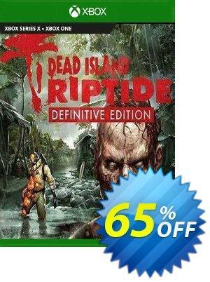 Dead Island: Riptide Definitive Edition Xbox One (UK) Coupon discount Dead Island: Riptide Definitive Edition Xbox One (UK) Deal 2021 CDkeys