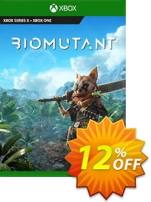 Biomutant Xbox One (US) discount coupon Biomutant Xbox One (US) Deal 2021 CDkeys - Biomutant Xbox One (US) Exclusive Sale offer for iVoicesoft
