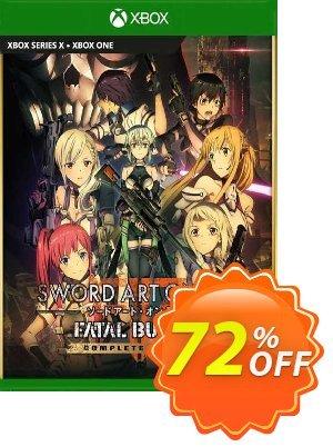 Sword Art Online: Fatal Bullet - Complete Edition Xbox One (UK) Coupon discount Sword Art Online: Fatal Bullet - Complete Edition Xbox One (UK) Deal 2021 CDkeys