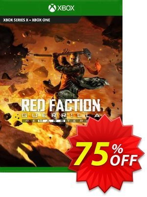 Red Faction Guerrilla Re-Mars-tered Xbox One (UK) 프로모션 코드 Red Faction Guerrilla Re-Mars-tered Xbox One (UK) Deal 2021 CDkeys 프로모션: Red Faction Guerrilla Re-Mars-tered Xbox One (UK) Exclusive Sale offer for iVoicesoft